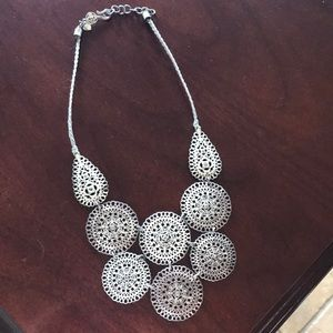 Stella and Dot Bib Necklace